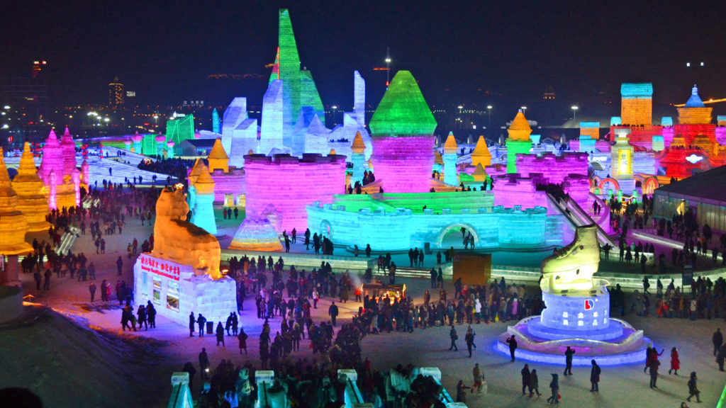 The Ice Festival